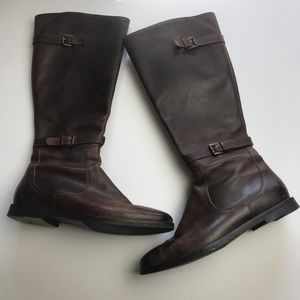 Cole Haan | Brown Leather Boots Size 8